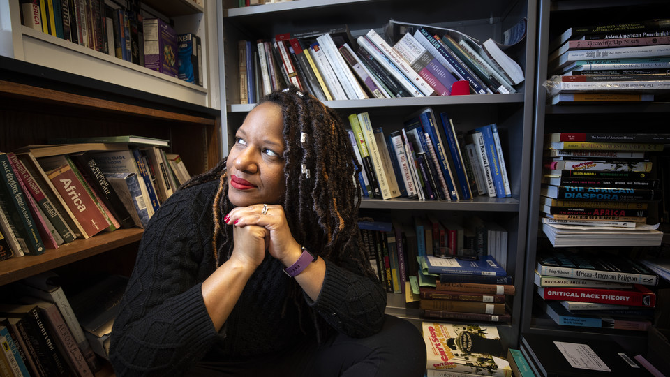 Jones earns fellowship to explore 'America in Africa'