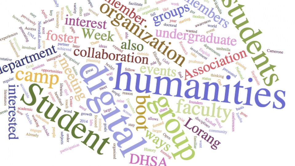 Digital humanities group fosters student collaboration