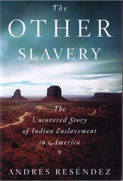 book cover of The Other Slavery