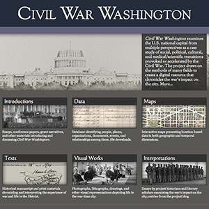 Civil War Washington project avatar